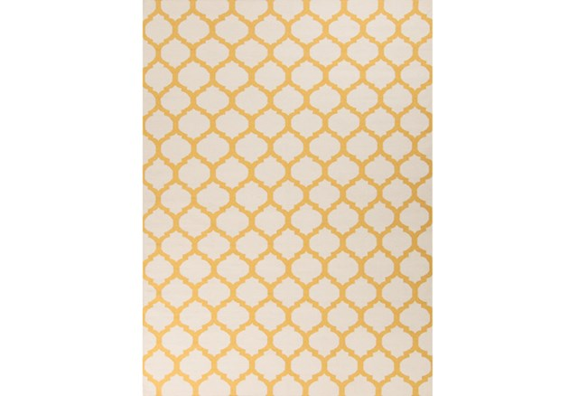 96X132 Rug-Tron Ivory/Gold - 360