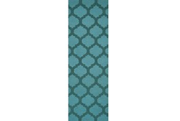 30X96 Rug-Tron Teal/Forest