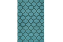 42X66 Rug-Tron Teal/Forest