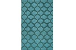60X96 Rug-Tron Teal/Forest