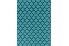 96X132 Rug-Tron Teal/Forest