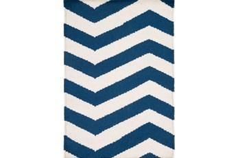 2'x3' Rug-Agudo Cobalt