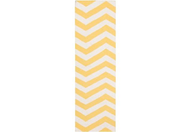 """2'5""""x8' Rug-Agudo Lemon - 360"""