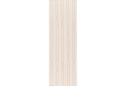 30X96 Rug-Epingle Beige/Grey