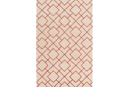 108X156 Rug-Diamante Coral