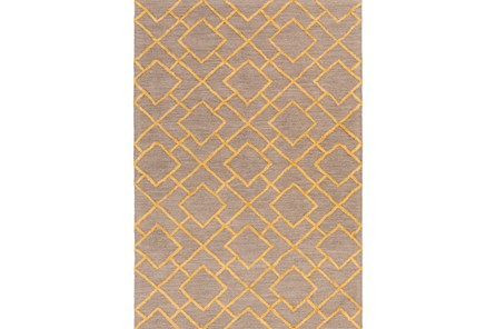 24X36 Rug-Diamante Gold