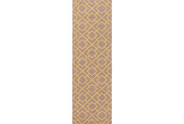 30X96 Rug-Diamante Gold
