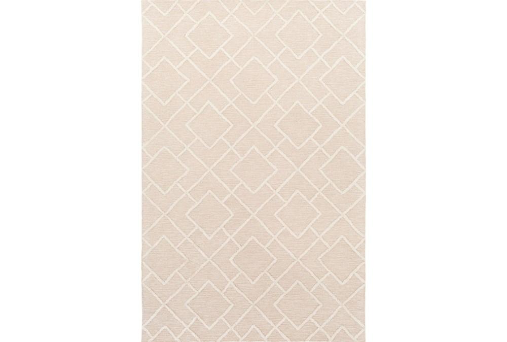 48X72 Rug-Diamante Ivory