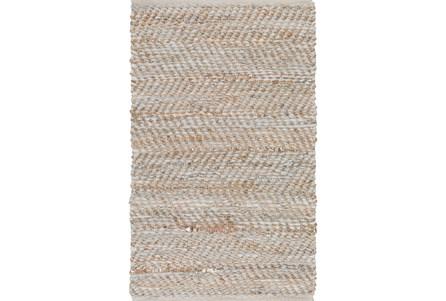 24X36 Rug-Terrain Beige/Slate