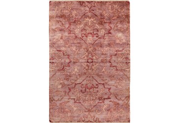 """5'5""""x8'5"""" Rug-Colline Red"""