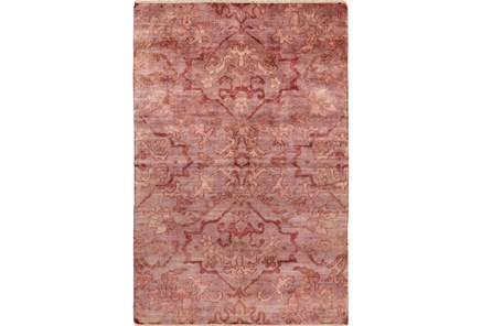 66X102 Rug-Colline Red