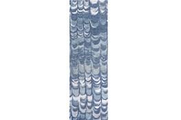 30X96 Rug-Pluma Cobalt