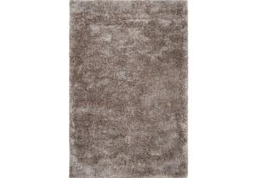 2'x3' Rug-Lila Grey Shag