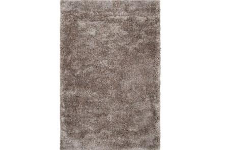 24X36 Rug-Lila Grey Shag