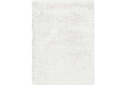 24X36 Rug-Lila Cream Shag - Main