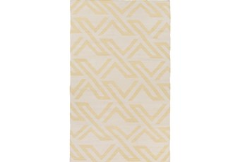 96X120 Rug-Vendetta Yellow Ivory