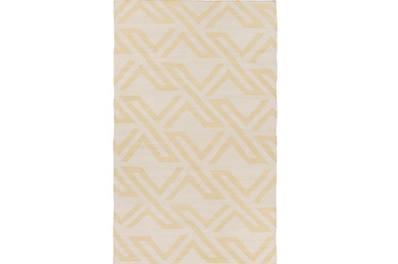 96X120 Rug-Vendetta Yellow/Ivory