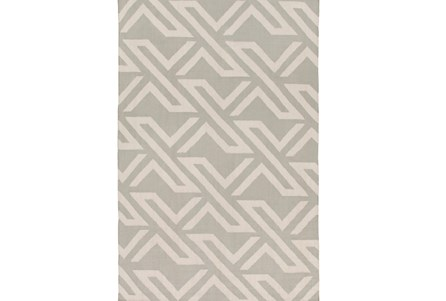 48X72 Rug-Vendetta Grey