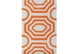 39X63 Rug-Joya Orange/Ivory - Signature