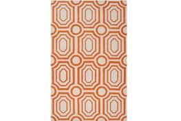 60X90 Rug-Joya Orange/Ivory