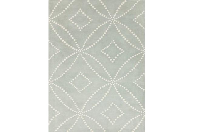 60X96 Rug-Puntada Grey/Ivory - 360