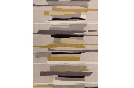 96X120 Rug-Comedia Taupe/Grey