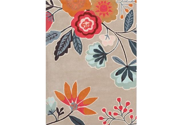60X96 Rug-Chiste Floral - 360
