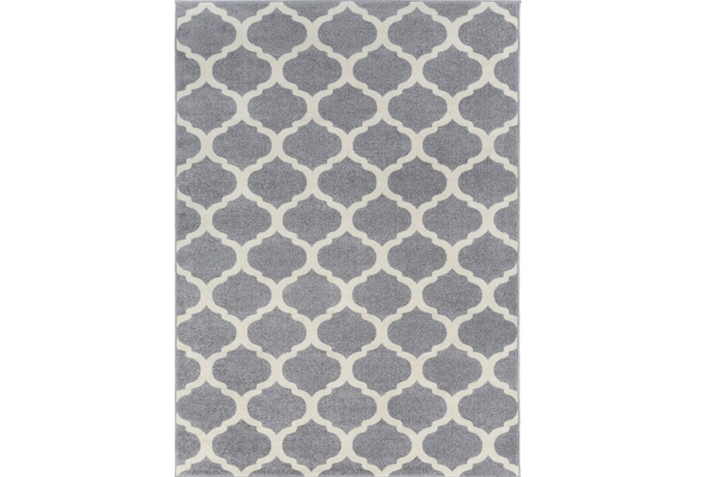 63X87 Rug-Anor Charcoal