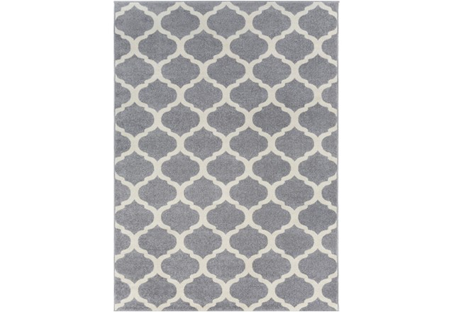 63X87 Rug-Anor Charcoal - 360
