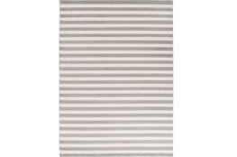 39X60 Rug-Karah Grey Stripe