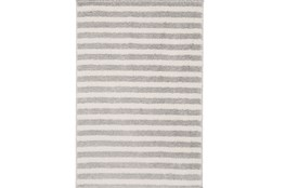 111X150 Rug-Karah Grey Stripe
