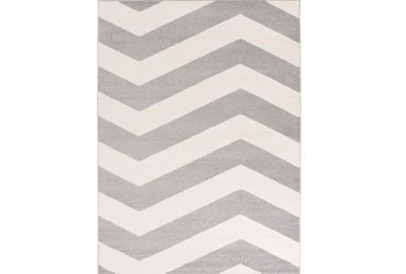 24X36 Rug-Tambaleo Grey/White