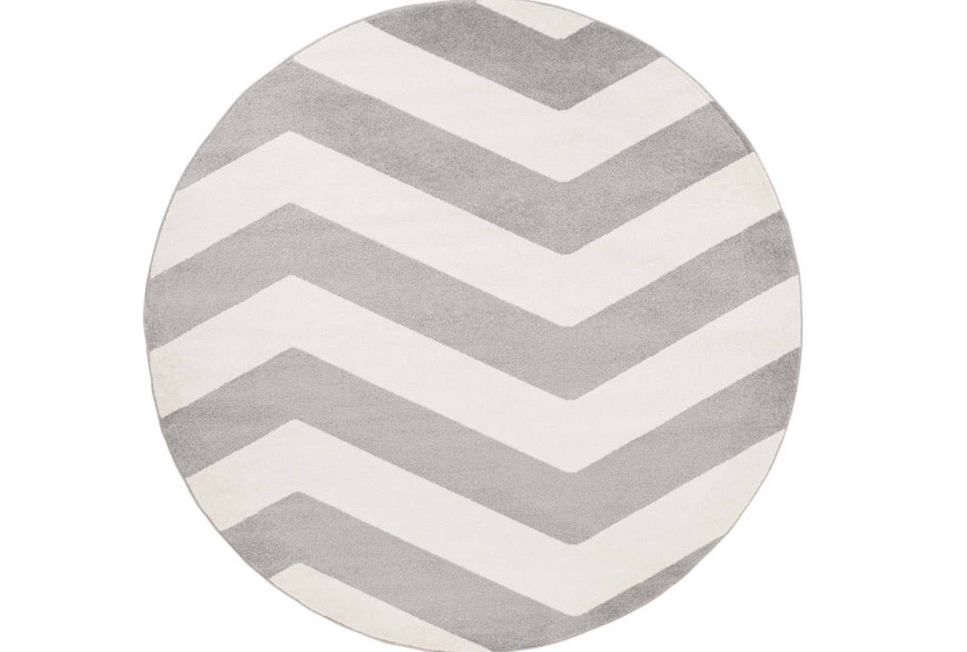 94 Inch Round Rug Tambaleo Grey White Qty 1 Has Been Successfully Added To Your Cart
