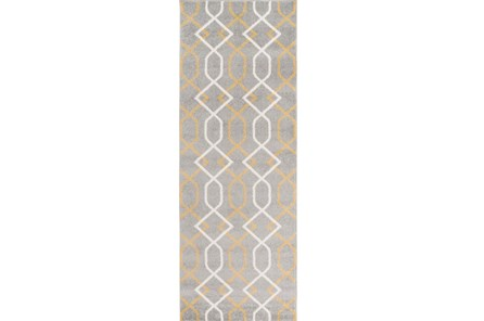 31X87 Rug-Conrad Yellow