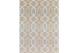 111X150 Rug-Conrad Yellow