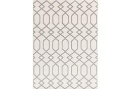 111X150 Rug-Conrad Ivory/Grey