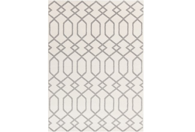 111X150 Rug-Conrad Ivory/Grey - 360