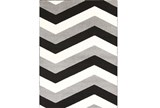 111X150 Rug-Tambaleo Grey/Black/Ivory - Signature