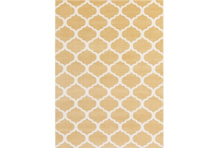 63X87 Rug-Anor Gold