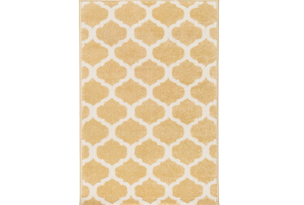 111X150 Rug-Anor Gold
