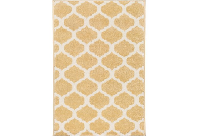 111X150 Rug-Anor Gold - 360