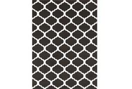 111X150 Rug-Anor Black
