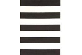 39X60 Rug-Limba Black