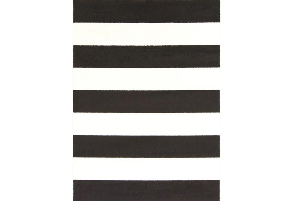 63X87 Rug-Limba Black