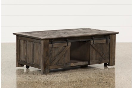Lift Top Coffee Tables Living Spaces