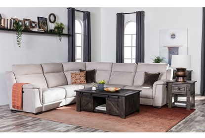 Grant Lift Top Coffee Table W Casters