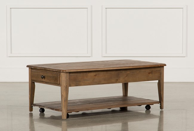 Jonah Lift-Top Cocktail Table - 360