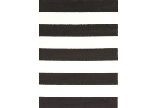111X150 Rug-Limba Black - 360