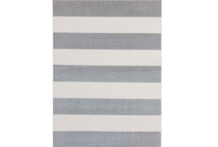 63X87 Rug-Limba Grey