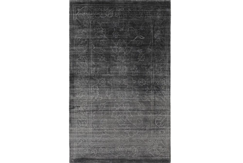 6'x9' Rug-Mattia Charcoal